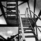Afraid Of Heights by Richard Ahne