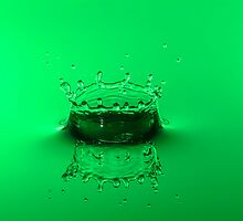 Emerald Crown by Nick Field