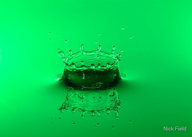 Emerald Crown by Nick Field
