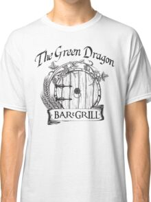 The Hobbit Green Dragon Bar & Grill Shirt Classic T-Shirt