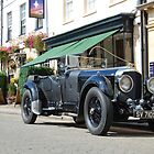 1927 Bentley 6.5 litre Open Tourer by cadmonkey