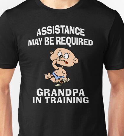Funny New Grandpa T-Shirt