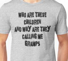 Funny Gramps Unisex T-Shirt