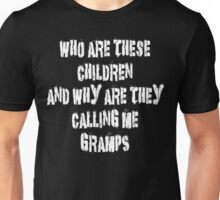 New Grandpa Unisex T-Shirt