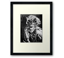 Marylin 16. Framed Print