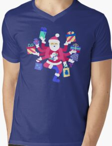 Dancing Pastel Shiva Claus T-Shirt