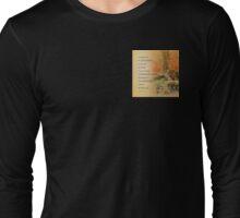 Serenity Prayer Autumn Harmony Long Sleeve T-Shirt