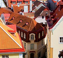 Tallinn, Estonia by Sue Leonard