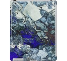 Glass Mess - Abstract render iPad Case/Skin