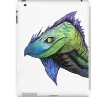water color dragon (Specially Detailed) iPad Case/Skin