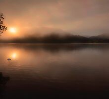 Ullswater Morning by John Hare