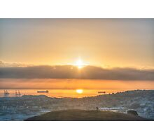Sunrise San Francisco Photographic Print