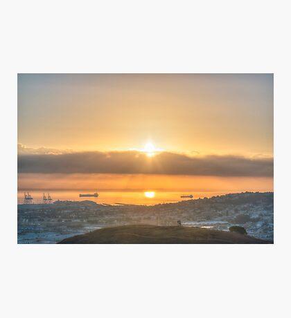 Sunrise San Francisco Photographic Print