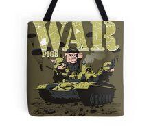 WAR PIGS Tote Bag