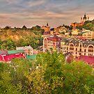 Landscape Valley by DmitriyM