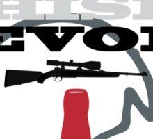 The Whisky Revolt 2012 Sticker