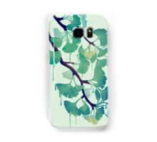 O Ginkgo (in Green) Samsung Galaxy Case/Skin