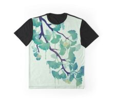 O Ginkgo (in Green) Graphic T-Shirt