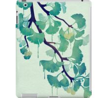 O Ginkgo (in Green) iPad Case/Skin