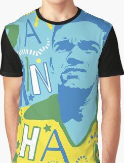Garrincha Graphic T-Shirt