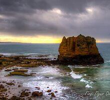 Eagles Rock, Split Point by Firetiger74
