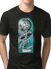 Cornholius Magnus Tri-blend T-Shirt