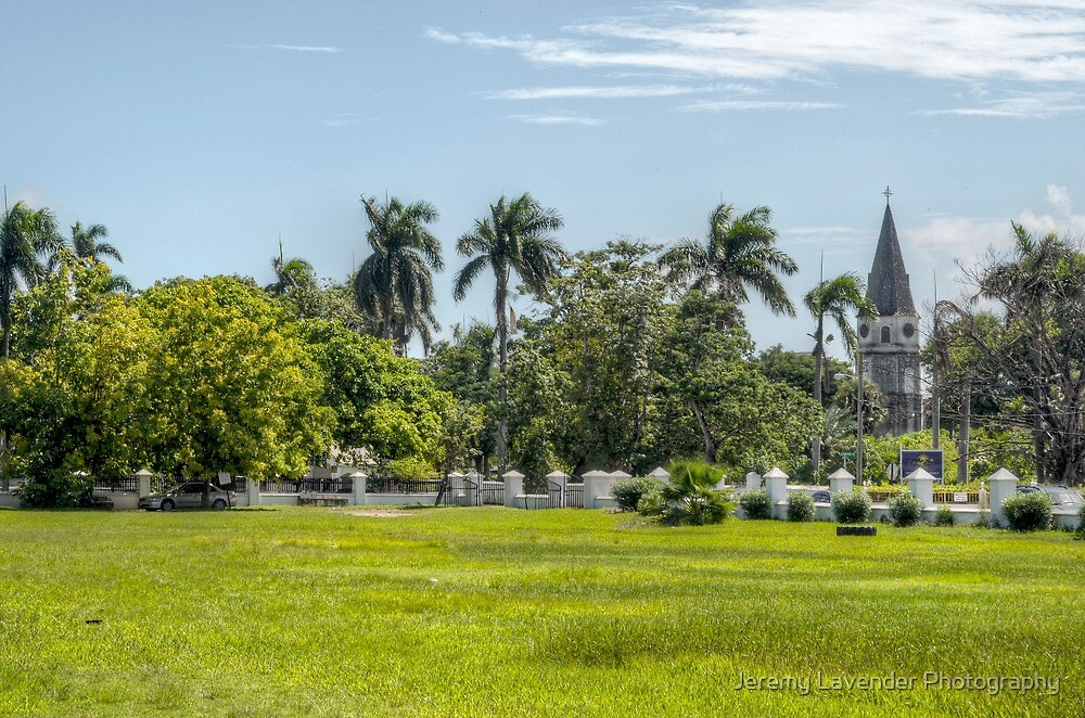 St. Matthew's Anglican Episcopal Church in Nassau, The Bahamas by Jeremy Lavender Photography