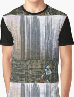 Mars Mission Graphic T-Shirt