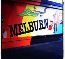 Melburn by claireh