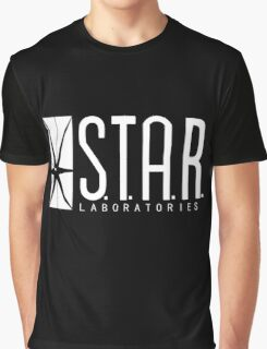 The Flash - Star Labs Graphic T-Shirt