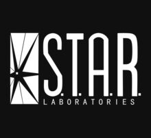 The Flash - Star Labs by DANT art