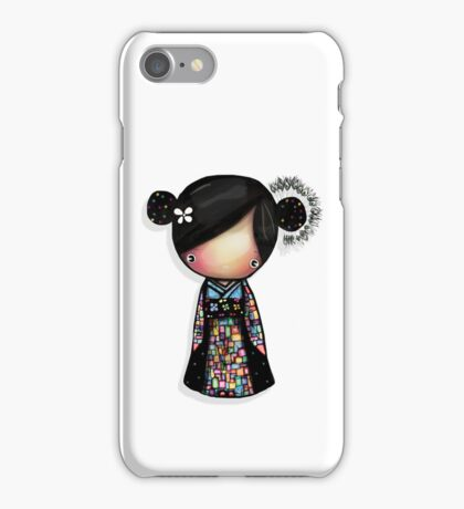 patchwork kimono iPhone and iPod case iPhone Case/Skin