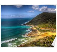 Teddy's Lookout, Lorne Poster