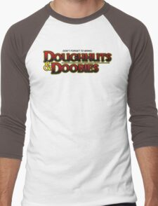 D&D Men's Baseball ¾ T-Shirt
