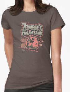 Zombie's DreamLand Womens Fitted T-Shirt