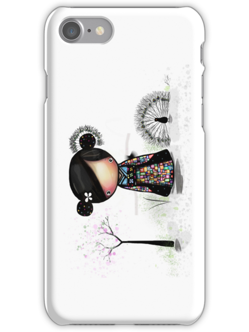iPhone and iPad Patchwork Kimono by © Karin Taylor