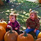 Pumpkin Patch Kids by VJSheldon
