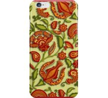 Kalmkari iPhone Case/Skin