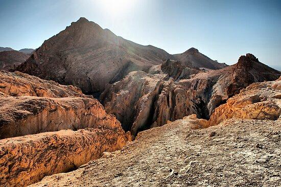 Atlas Mountains - Tunisia by geirkristiansen