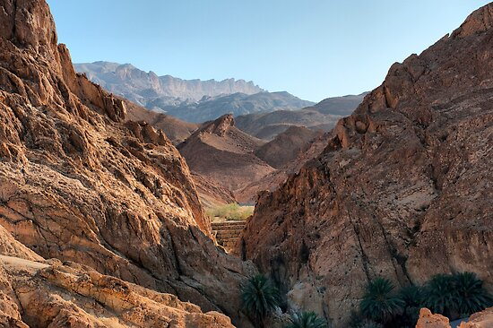 Atlas Mountains - Tunisia by geirkristiansen