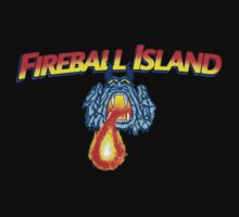 fireball island 80's board game by lofton