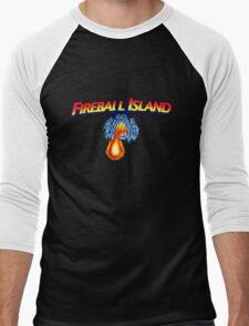 fireball island 80's board game Men's Baseball ¾ T-Shirt