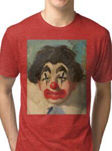 Italian Clown Tri-blend T-Shirt