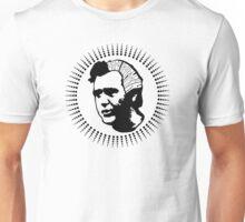 Moon Man Black  Unisex T-Shirt