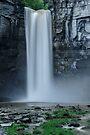 Taughannock Falls - Between Storms by Stephen Beattie