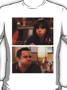 Jess & Nick // New Girl T-Shirt