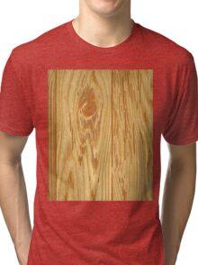 Woodgrain Tri-blend T-Shirt