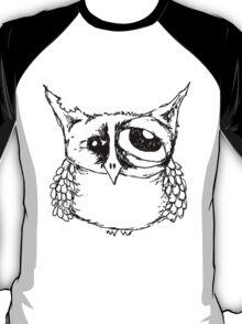 Hangover Owl T-Shirt