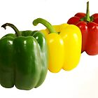 Red, Green and Yellow by photoshot44
