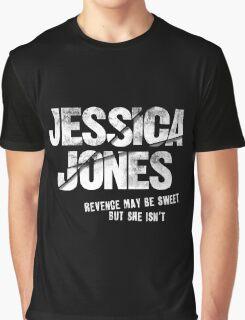 Jessica Jones - Sweet Revenge Graphic T-Shirt